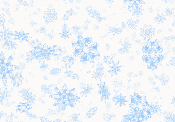 Snowflake Background 9