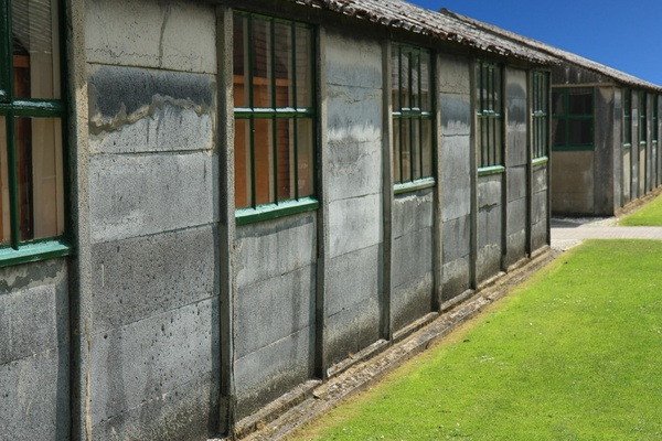 Wartime huts