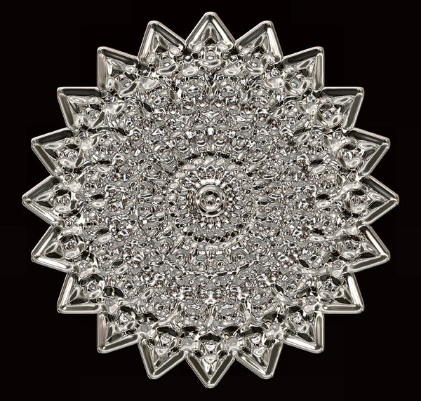 crystal glass mandala1