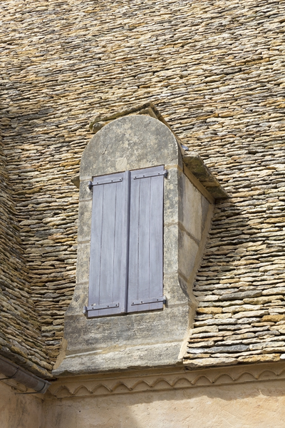 Chateau window