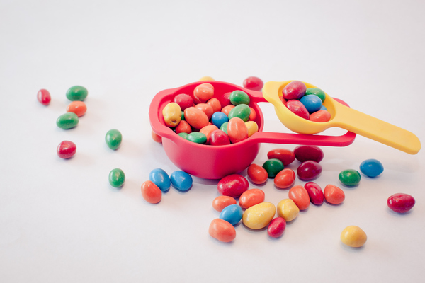 Colourful Candies 1