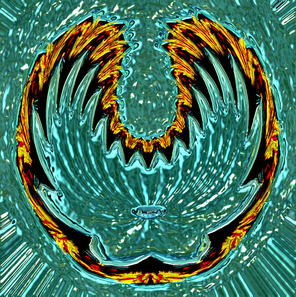 winged green glass1