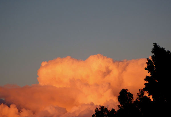 afternoon sunset clouds2
