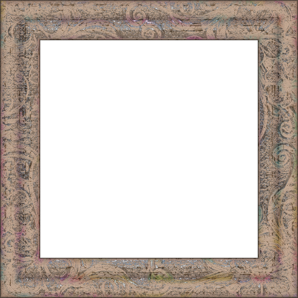 Fancy Picture Frame 11