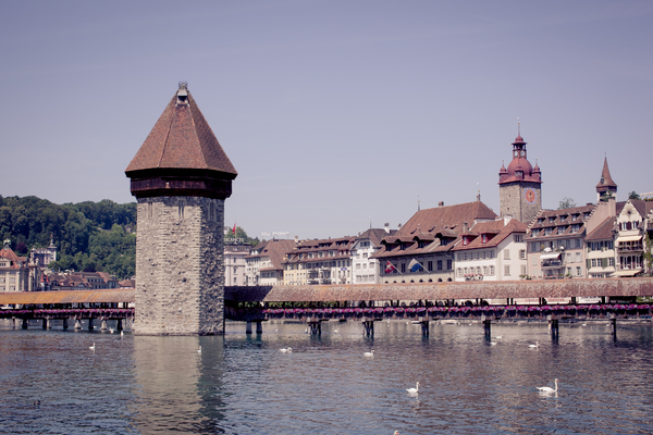 Lucerne Cityscape 1