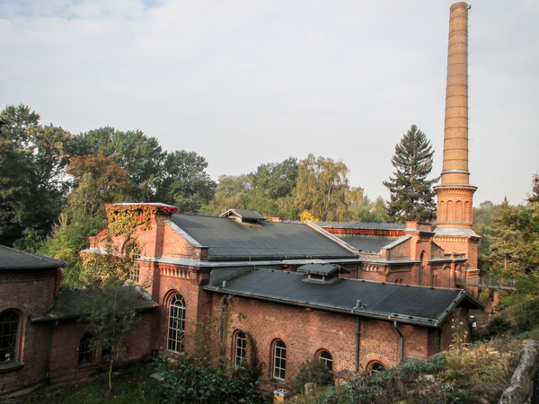 old waterworks