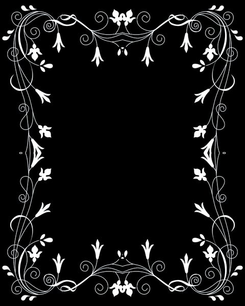 Ornate Vintage Frame 5