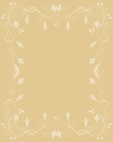 Ornate Vintage Frame 3