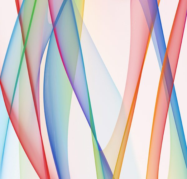 Swirly Background 3: Rainbow coloured gossamer swirls on white make a colourful background, texture or fill. You may prefer:  http://www.rgbstock.com/photo/o1WZHXq/Rainbow+Waves+6  or:  http://www.rgbstock.com/photo/dKTsVF/White+Swirls+on+Blue  Use within the image licence or
