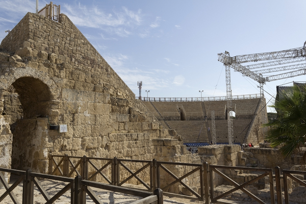 Ancient amphitheatre renovated