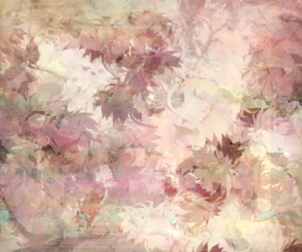 Floral Collage 2: A pretty collage of hearts and flowers in warm pastel colours. You may prefer:  http://www.rgbstock.com/photo/nVCpba2/Wildflower+Collage+3  or:  http://www.rgbstock.com/photo/nYarUR2/Floral+Grunge+Background+1