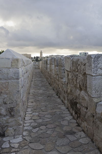 Ancient wall, Jerusalem