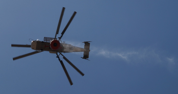 Helicopter firefighting 2