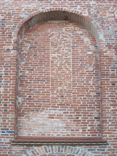 Bricked Window