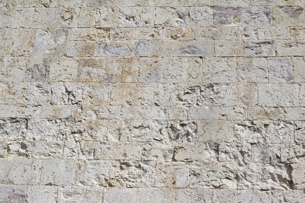 Eroded wall texture