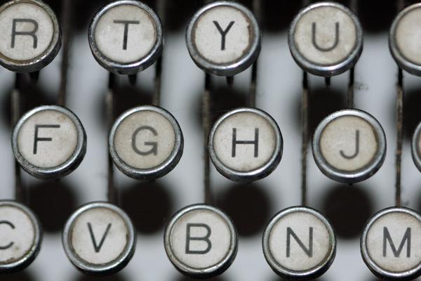 Steampunk Schreibmaschine abzappels Papiermhle