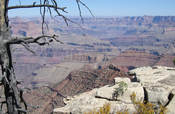 Grand Canyon landscape 3