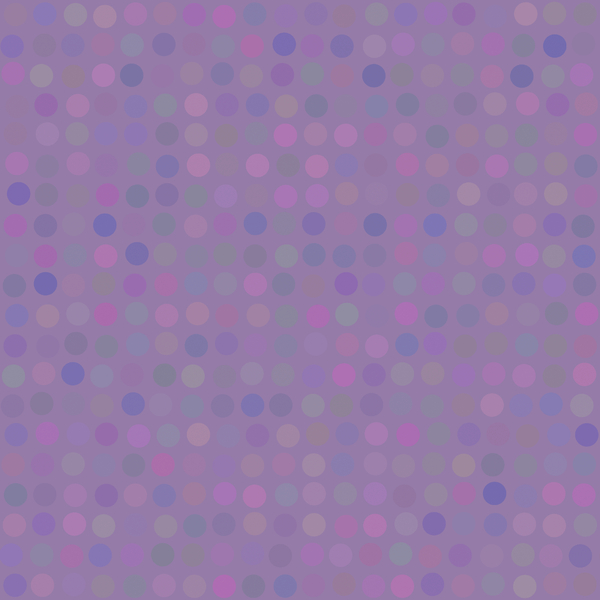 Coloured Spots 7