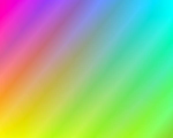 Rainbow Gradient Background 8: A colourful background or fill in a gradient of rainbow colours. You may prefer:  http://www.rgbstock.com/photo/n2UtdJe/Rainbow+Gradient+Background  or:  http://www.rgbstock.com/photo/ohSpQzs/Rainbow+Gradient+Background+3