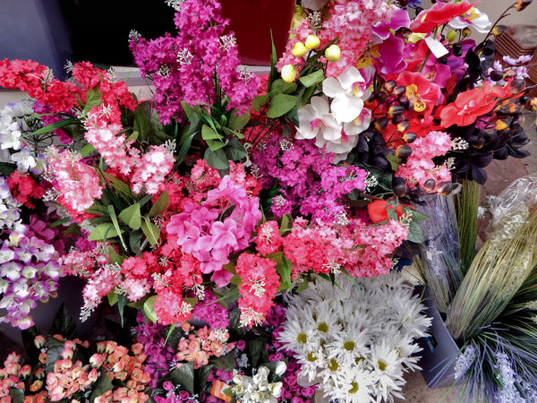 artificial flower colours5
