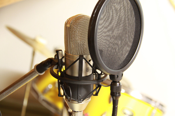 Large Diaphragm Microphone