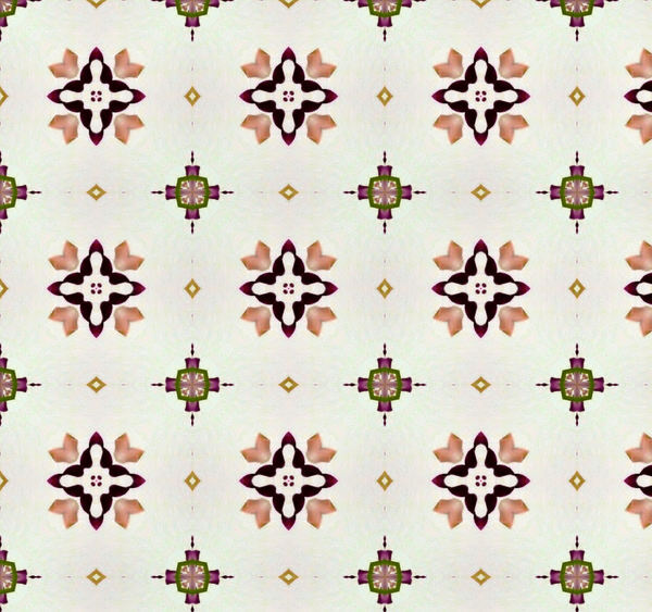 nostalgic wallpaper pattern2