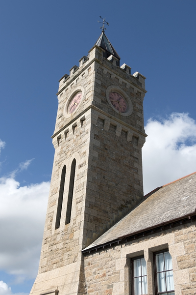 Church clocktower