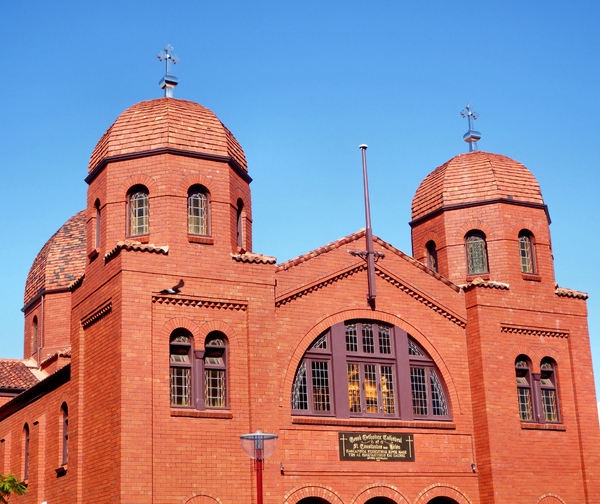 1930s Grk Orthodox Cathedral1