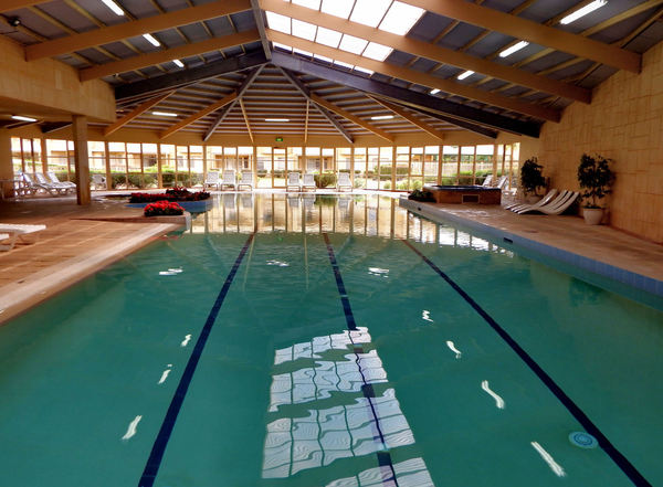 indoor swimming1: heated indoor swimming pool facilities