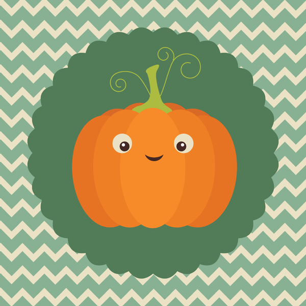 . . . Cute Pumpkin 11 . . .