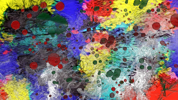 colours-abstract background