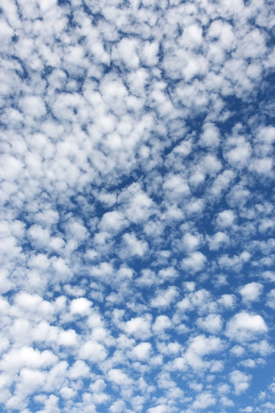 Cottonwool clouds