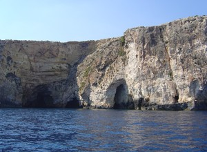 Malta's Coast 13: The area around Malta's Blue Grotto