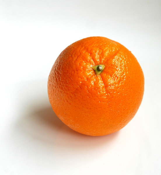 Orangey: An orange.NB: Credit to read