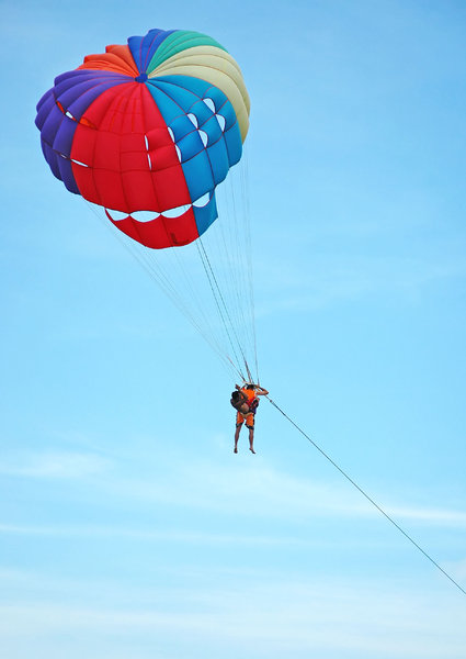 "Parasail tandem: Please use credit ""Photo: www.2heads.co.za"" and I'll keep sharing!  :-)"