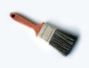 Thick brush 2: Thick painting brush