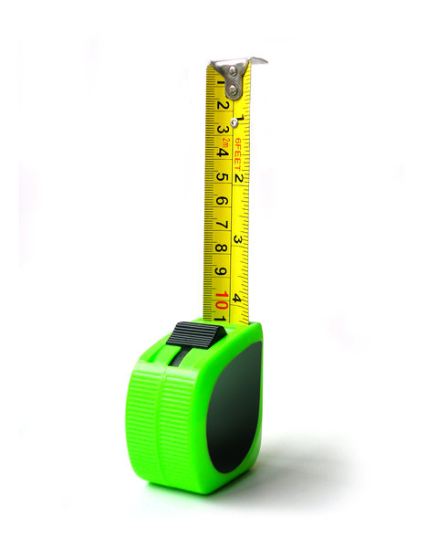 Metal Retractable Measuring Ta: Yelloy metal retractable measuring tapes