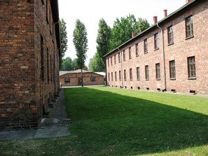 auschwitz 17: The Nazism concentration camp in Poland