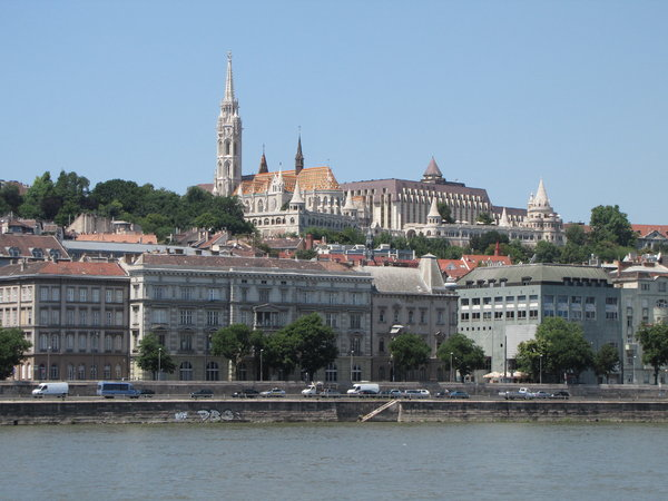 Budapest: On the Danube banks