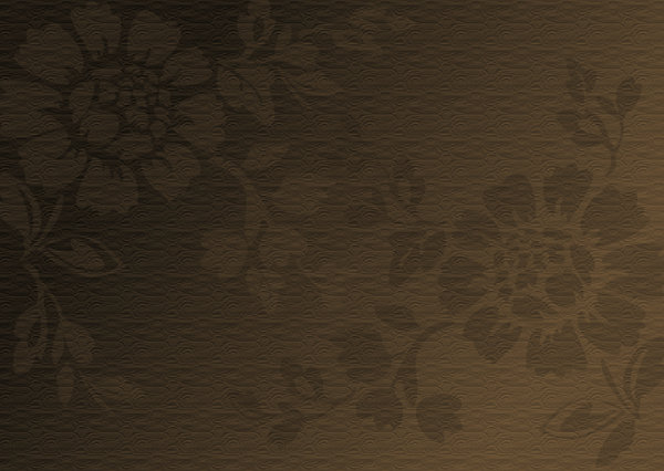Floral background: Floral background in two color versions