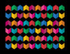 Pattern: Colorful pattern made from open book graphic.Please visit my stockxpert gallery:http://www.stockxpert.com ..