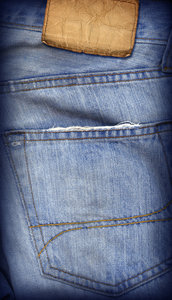 Jeans Texture: Lo Res version on a jeans texture.Please visit my stockxpert gallery:http://www.stockxpert.com ..