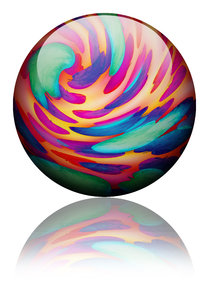 Leaf Ball: A colorful computer generated ball created using leaves.Please visit my gallery at:http://www.thinkstockphot- os.com/search/#%27Billy%2- 0Alexander%27/c=431,253,2- 8,34,260,13,268,515,477,2- and:http://www.dreamstime.com- /Billyruth03_portfolio_pg- 1