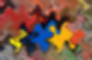 Paint 5: Variations on color textures.Please search for 'Billy Alexander'in single quotes at www.thinkstockphotos.com