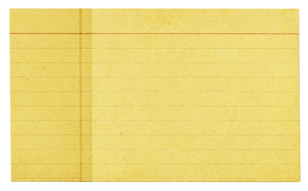 Index Card 4: Variations on a vintage index card.