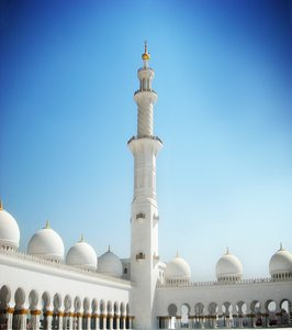 Islamic architecture 3: Architectural pics from the Sheikh Zayed Mosque in Abu dhabi
