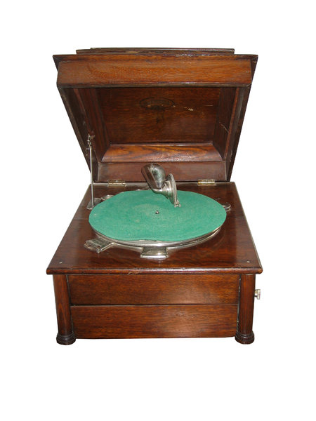 gramophone: No description