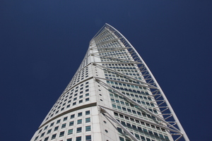 Turning Torso: Turning Torso in Malmö - Architecture