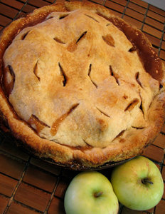 Apple Pie Makin 3: My Mother, Sister and I spent all day making apple pies. These are some of my favorite photo's of them. Yummy!!!