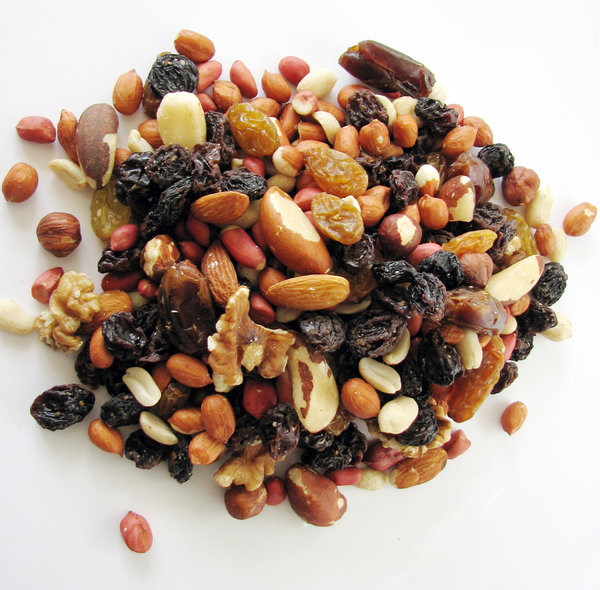 Fruit 'n' Nueces: